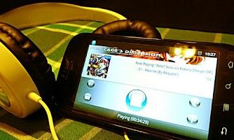 Screenshot of Armitage's Dimension Radio