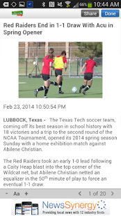 EverythingLubbock KLBK KAMC - screenshot thumbnail