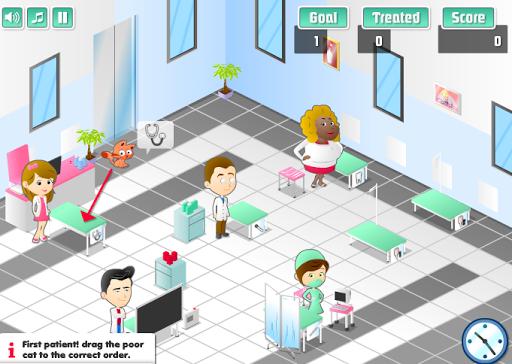 【免費休閒App】เกมส์คลีนิครักษาสัตว์-APP點子