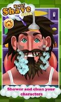 Screenshot of Beard Shave Salon – Hairy Face