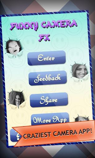 玩免費攝影APP|下載Funny camera effects:Mirror Fx app不用錢|硬是要APP