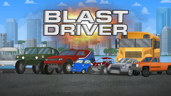 Blast Driver- screenshot thumbnail