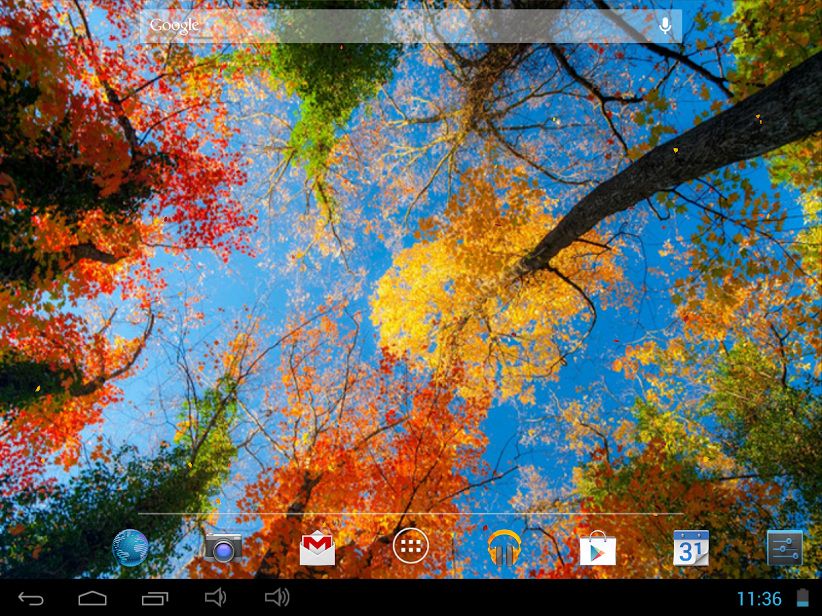 beautiful autumn live wallpaper android apps on google play