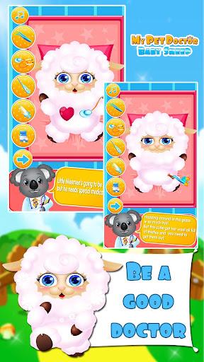 Pet Doctor Baby Sheep