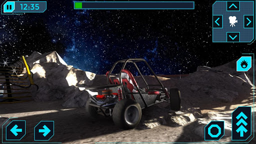 Moon Patrol Parking 3D