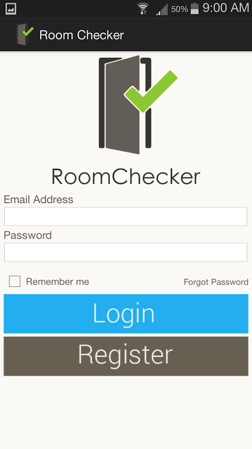 Room Checker- screenshot