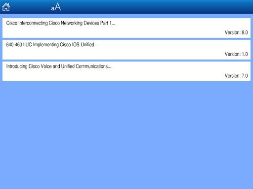 免費下載教育APP|Cisco CCNA SP Operations Exams app開箱文|APP開箱王