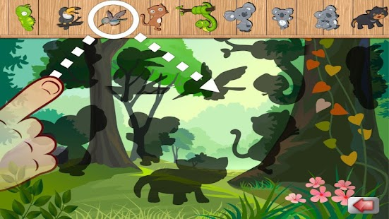 free kids puzzles- screenshot thumbnail