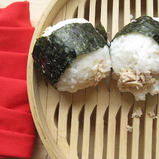 Salmon Onigiri.