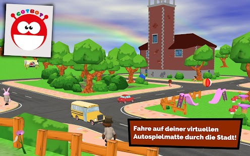 CotBot City Screenshot