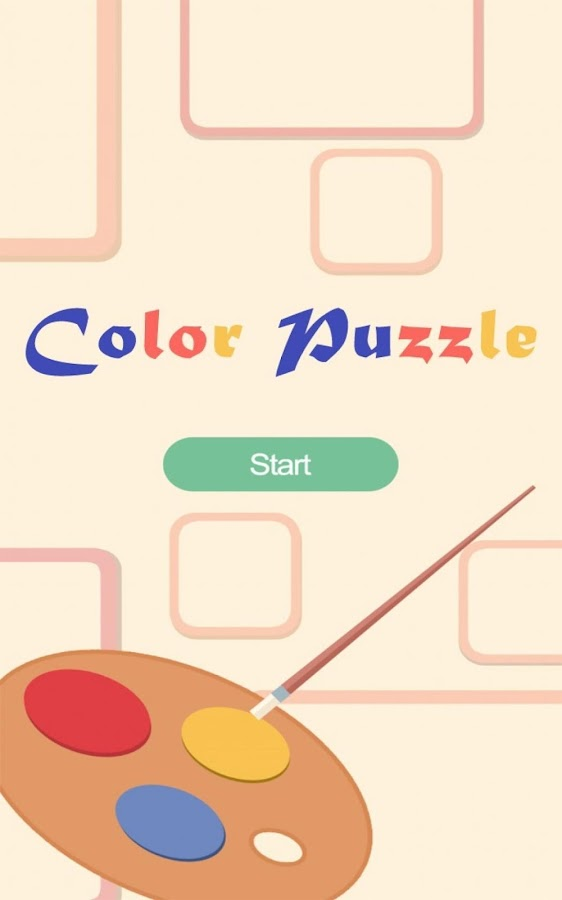 Color Puzzle- screenshot