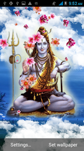 Shiva Live Wallpaper 2014 - screenshot thumbnail