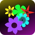 Flower Mania Live Wallpaper icon