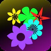 Flower Mania Live Wallpaper