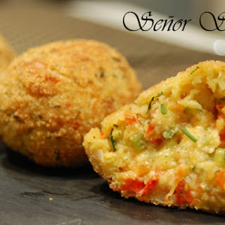 Vegetable Croquettes.