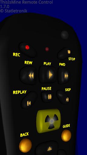 ThisIsMine Remote Control