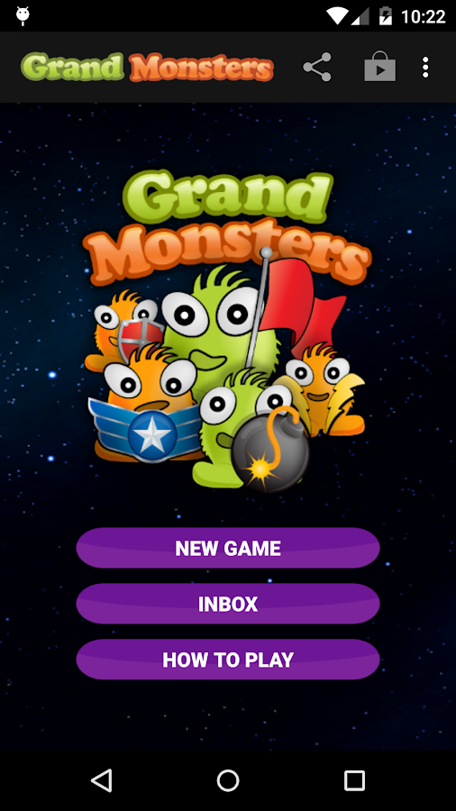 Grand Monsters- screenshot