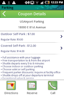 Airport Parking USA- screenshot thumbnail