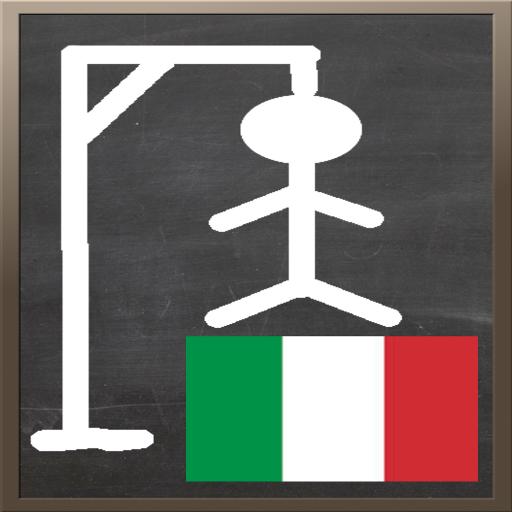 イタリア語でハングマン 拼字 App LOGO-APP試玩