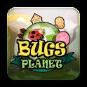 Bugs Planet logo