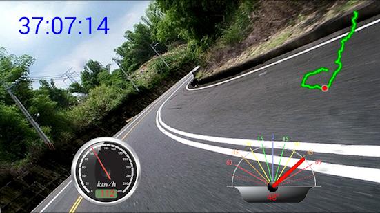 RidingAngle: Bike Angle record - Android Apps on Google Play