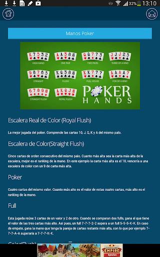 【免費工具App】Manos Poker-APP點子