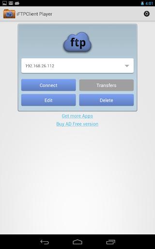 FTP Player (client) 2.0.0 screenshots 12