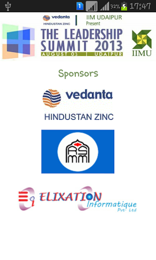 玩商業App|IIM Udaipur Leadership Summit免費|APP試玩
