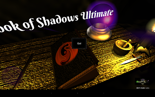 The Book of Shadows Screenshot