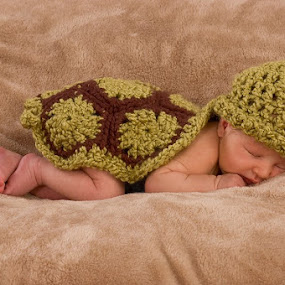 Turtle by Kelly Goode - Babies & Children Babies ( babies, cute, toddler )