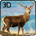 Angry Deer Attack & Revenge 3D icon