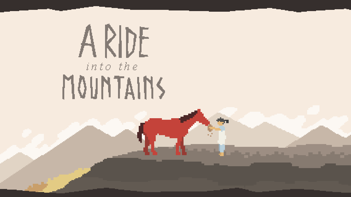 A Ride into the Mountains- screenshot
