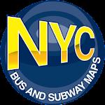 NYC Bus & Subway Maps