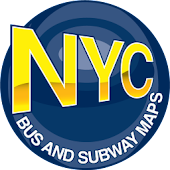 NYC Bus & Subway Maps APK for iPhone