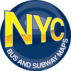 NYC Bus & Subway Maps 2.1.1 Icon